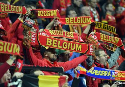 Découvrez l'aftermovie de Belgique - Israël !