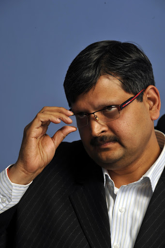 Atul Gupta ,Chairman and Managing Director of Sahara Holdings, Midrand.
