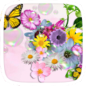 Flowers World Theme icon