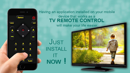 TV Remote Controller 2018 Prank for PC