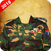Best Bangladesh Army Suit Photo Maker 2018