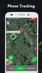 GPS Phone Tracker - náhled