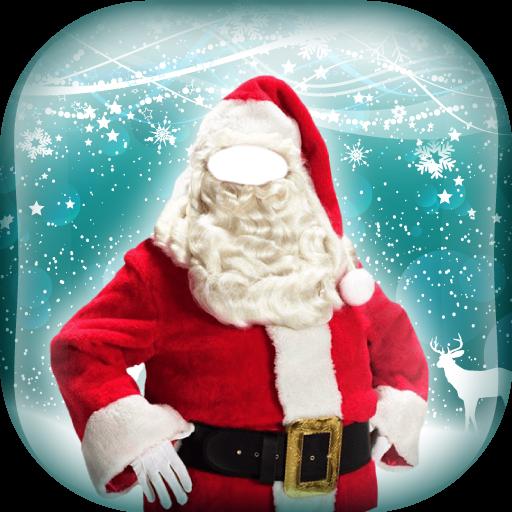 Santa Claus – Photo Montage