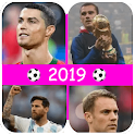 Guess Football Player 2019 icon