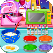 Game Cooking Rainbow Birthday Cake APK for Windows Phone