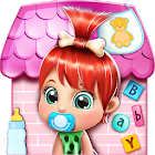 Baby Dream House Games icon