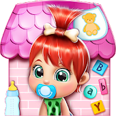 Baby Dream House Games