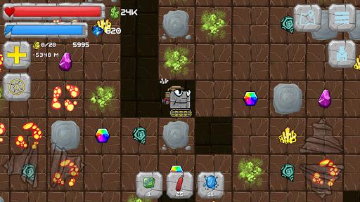Digger Machine find minerals 1.9.4 screenshots 2