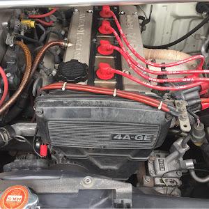 スプリンタートレノ AE86 GT-V 1985年式  2.5型のカスタム事例画像 ケイAE86さんの2018年11月25日23:55の投稿