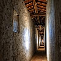Dal Palazzo alla Rocca, in segreto. di
