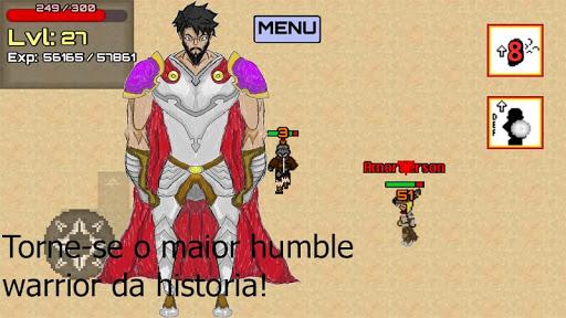 The Humble Warrior - Hunter screenshots 1