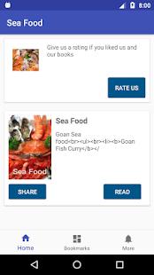 Goan Sea Food Recipe - náhled