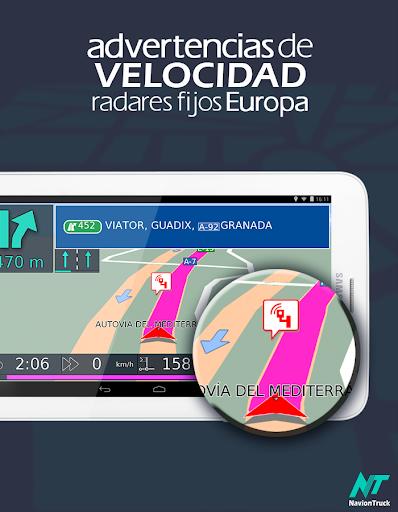 玩免費遊戲APP|下載Navegador GPS Camion app不用錢|硬是要APP