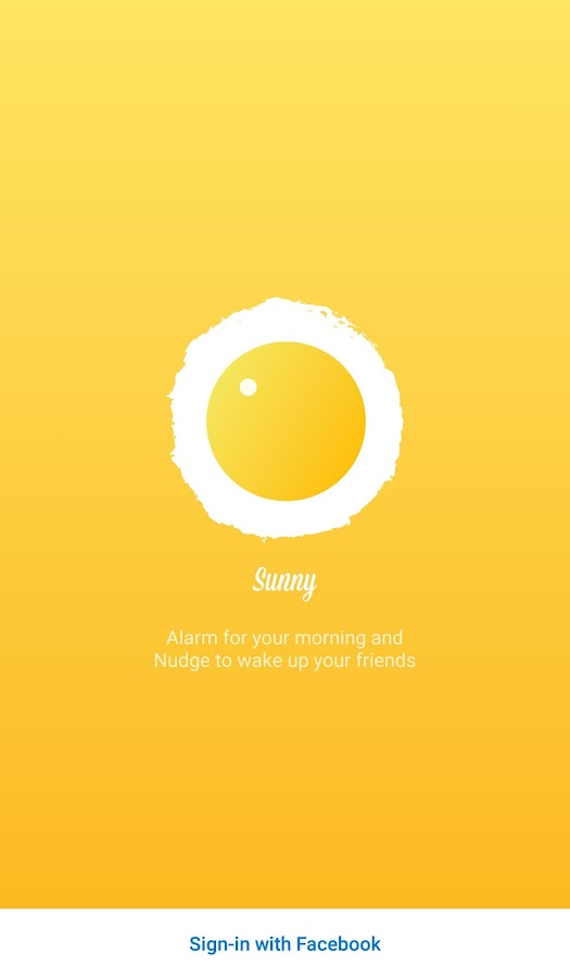 Screenshots of Sunny for iPhone