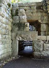 Photo: Butrint - Lion's Gate, entrance from Epirus