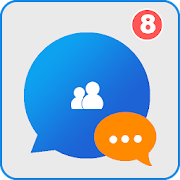 Unlimited Messenger: All social network in one app