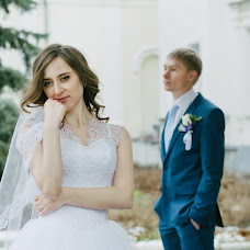 Wedding photographer Nadya Zhdanova (nadyzhdanova). Photo of 07.02.2017