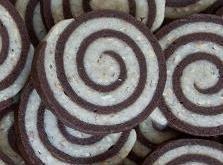 Mint Chocolate Pinwheel Cookie Recipe