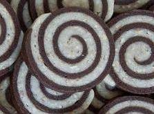 Mint Chocolate Pinwheel Cookie Recipe