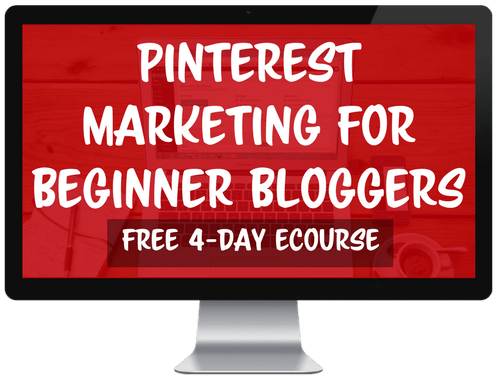 Pinterest Marketing for Beginners Blog Traffic eCourse by Create and Go