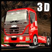 Truck Driver Race Hill Climb