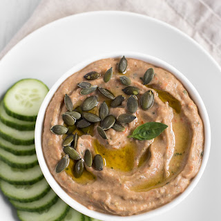 This Roasted Eggplant Dip Is Healthy, Delicious, and Easy to Make — the Perfect Trifecta! Recipe