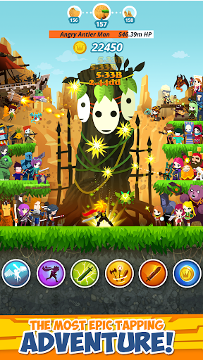 Tap Titans 2 2.9.4 Screenshots 2