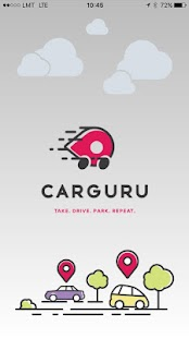 CARGURU - Car sharing- screenshot thumbnail