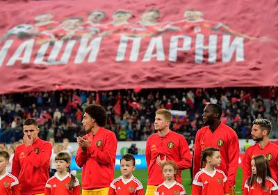 De Rode Duivels spelen al zeker twee keer in Sint-Petersburg op het EK