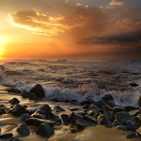 sea beach by Abinash Patra - Landscapes Beaches ( beaches, landscapes )