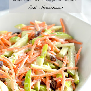 Carrot and Apple Slaw