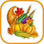 Thanksgiving Day Greeting Cards! Icon