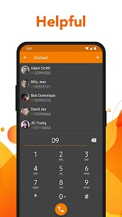 Simple Contacts – Manage & access contacts easily Mod 6.12.4 Apk [Unlocked] 3