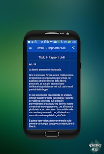 Italian Constitution in Italian - náhled