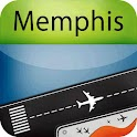 Memphis Airport (MEM) + Radar icon