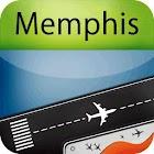 Memphis Airport (MEM) + Radar icon