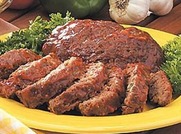 Really Good Bbqed Meatloaf Recipe