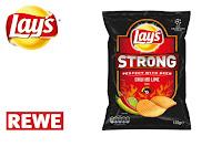 Angebot für Lay's Strong Chili&Lime im Supermarkt - Lay'S