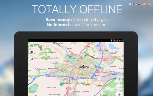 玩旅遊App|アルゼンチン 地図オフライン免費|APP試玩