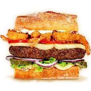 New Orleans Burger Casserole?