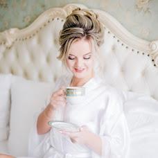 Wedding photographer Dina Romanovskaya (Dina). Photo of 17.09.2018