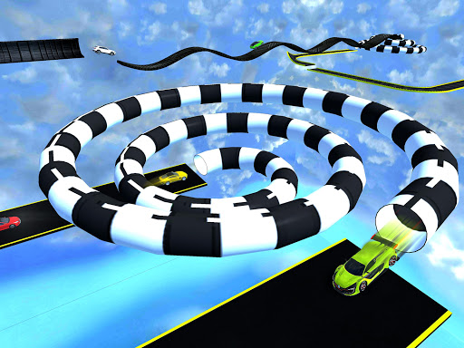 GT Racing Master Racer: Mega Ramp Car Games Stunts filehippodl screenshot 19