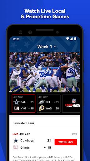 NFL 12 screenshot 3
