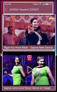 Sapna Dance Video Song: Haryanvi Dancer 2018 - náhled