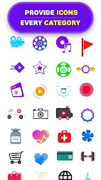 Logo Maker & Logo Design Generator APK screenshot thumbnail 3