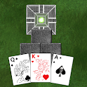 Three Magic Towers Solitaire icon
