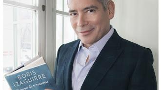El venezolano presentará su nueva obra como antesala de 'La Noche de los Libros'.