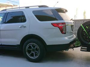 エクスプローラー 1FMHK8 2013y model XLT4WDのカスタム事例画像 ken_bow ヶんさんの2019年09月03日16:06の投稿