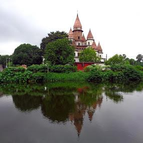 Hangsheswari Temple by Atreyee Sengupta - Buildings & Architecture Public & Historical