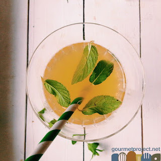 Green Tea Mint & Ginger / Tè Verde Menta e Zenzero